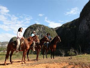 Horse Riding in Vinales
